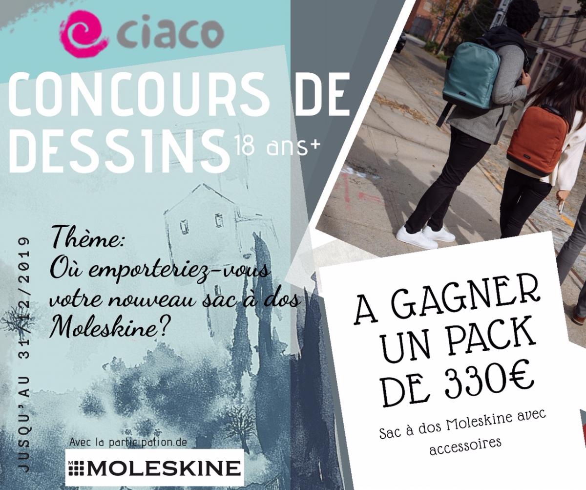 CONCOURS DE DESSINS