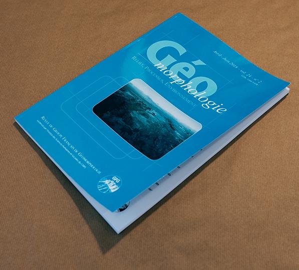 Revue Géomorphologie