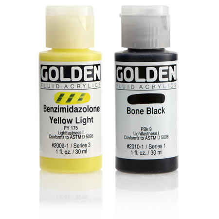 Acrylique Fluid Golden